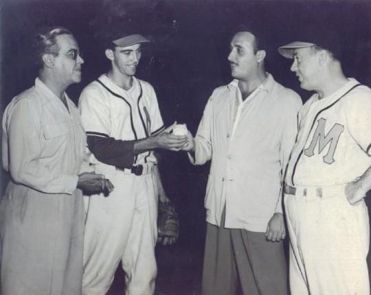fornieles marianao 1954